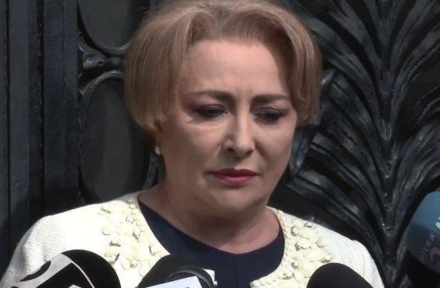 Viorica Dancila si-a inregistrat candidatura la BEC: Romanii au nevoie de un altfel de presedinte