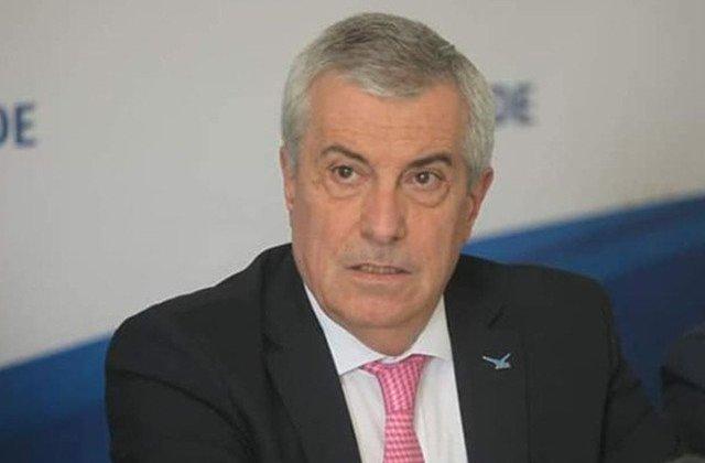 "Tariceanu, despre Daniel Zamfir: ""Domnul Zamfir o sa se friga. Se hotaraste: ori se duce la PSD, ori ramane la ALDE"""