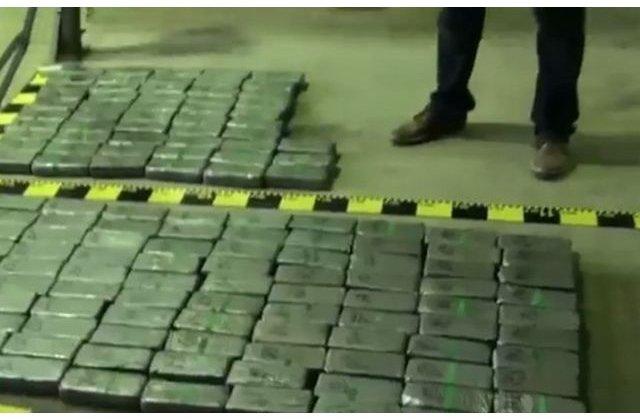 Venezuela a confiscat 3,5 tone de cocaina la granita cu Columbia