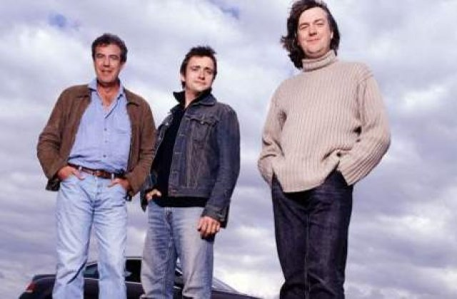 Top Gear, in Cartea Recordurilor: Cel mai urmarit serial documentar din lume