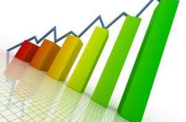 Rata anuala a inflatiei a atins maximul din acest an, de 3,88%