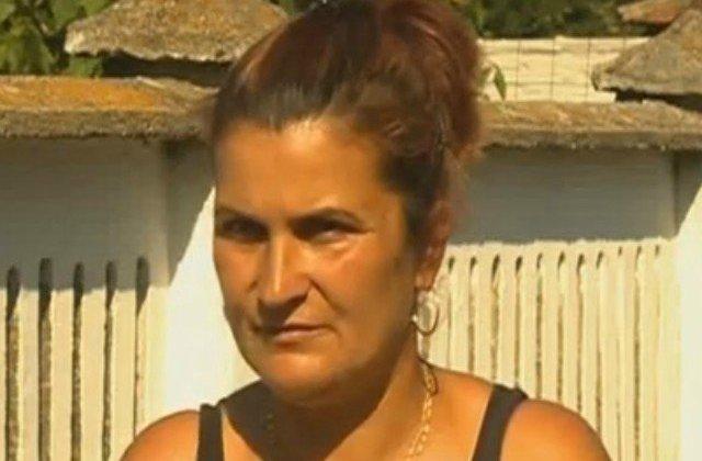 Mama Luizei Melencu a ajuns la INC pentru prelevarea probelor ADN