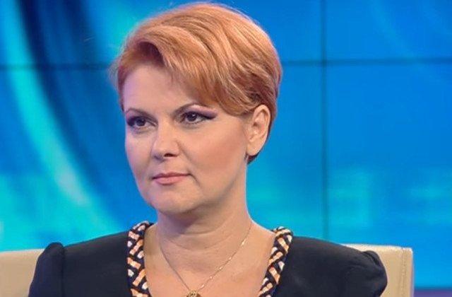 Olguta Vasilescu: Daca si programul de guvernare al opozitiei e la fel ca textul motiunii, prost si la fel de scurt, vin vremuri grele peste Romania