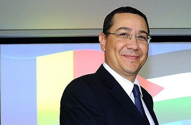 Ponta: De dimineata Vio si Fifi dau telefoane la toti parlamentarii Pro Romania si se milogesc de ei sa nu voteze motiunea
