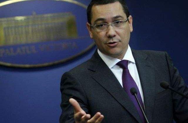 Ponta catre deputatii care s-au reintors in PSD: Le-am oferit sansa sa iasa din minciuna din ultima perioada. Decizia le apartine