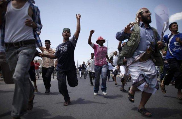 Valul de proteste antiamericane a depasit granitele Orientului Mijlociu