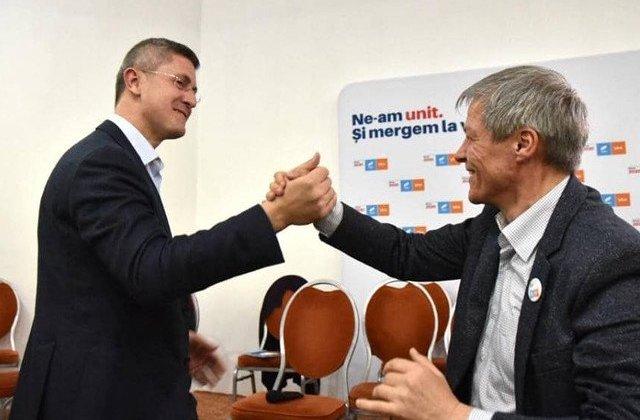 Ciolos este ferm convins ca Dan Barna va castiga alegerile prezidentiale