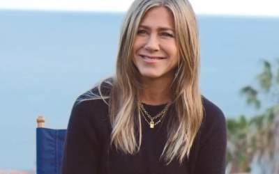 Jennifer Aniston si-a deschis...