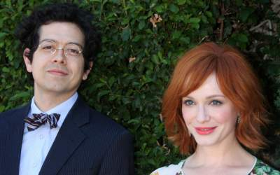 Actrita Christina Hendricks...