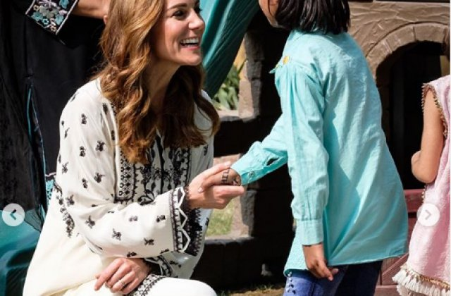 Kate Middleton, mesaj emotionant in prima postare pe Instagram