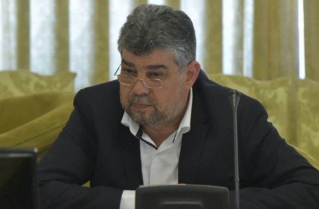 Marcel Ciolacu, catre partidele din Opozitie: Grabiti-va sa puneti Guvernul, pentru ca noi suntem in Opozitie si vrem sa scapam de Guvern