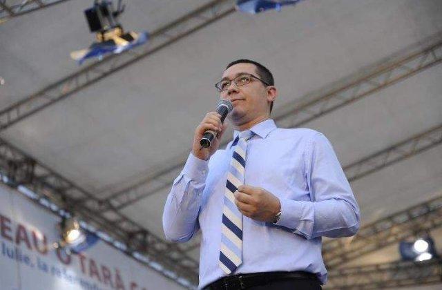 Ponta: Bugetul de stat pe 2013 va fi votat in perioada Craciunului