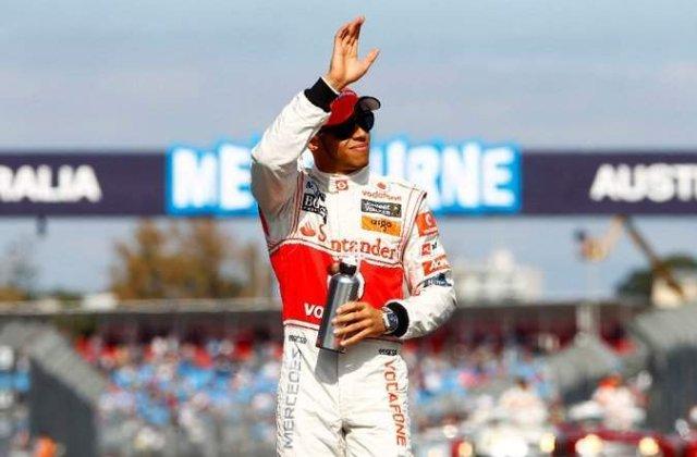 Formula 1: Hamilton va concura pentru Mercedes