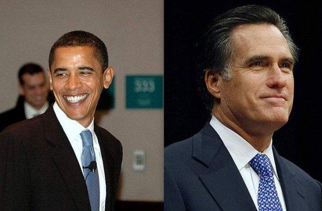 Alegeri prezidentiale in SUA: Prima dezbatere intre Obama si Romney