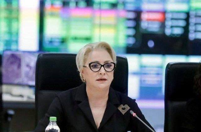 Dancila, despre Cabinetul Orban: Parca este un guvern de bocitoare
