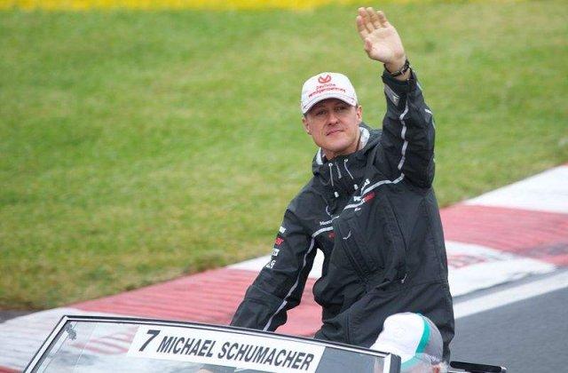 Formula 1: Schumacher se retrage la sfarsitul sezonului