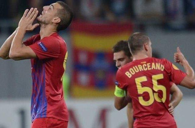Steaua - FC Copenhaga 1-0. Ros-albastrii, primul loc in grupa E