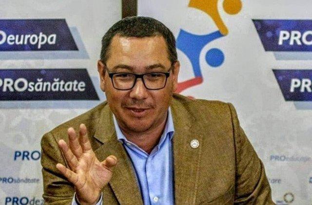 """Ponta, primele concluzii """"la cald"""": Dancila a ajuns in turul al doilea pentru ca asa au vrut PNL si Iohannis"""