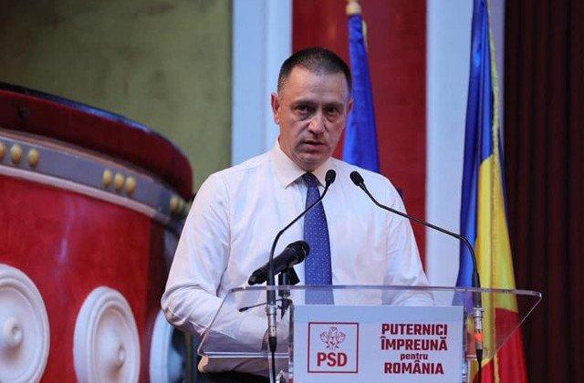 FIfor, despre Iohannis: Cata rusine pe obrazul celui care mima barbatia in lupta anti-PSD, dar fuge de la prima infruntare!