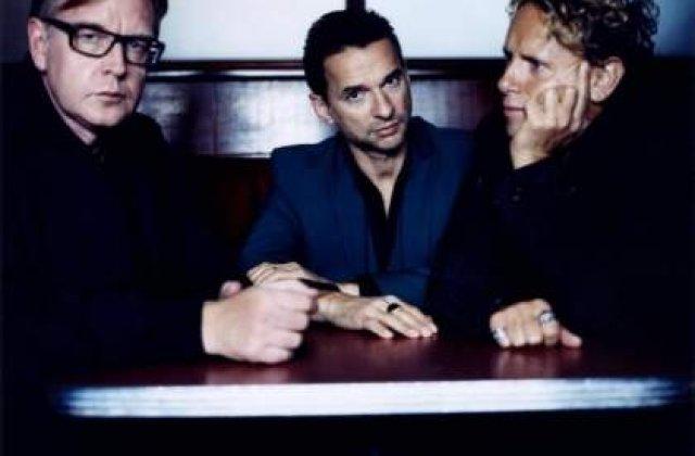 Concertul Depeche Mode de la Bucuresti a fost anulat