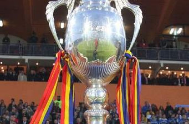 FRF a stabilit programul partidelor din cadrul optimilor Cupei Romaniei