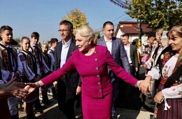 Dancila: Eu nu sunt in razboi cu nimeni si este regretabil sa auzim ca Iohannis este in razboi cu oamenii