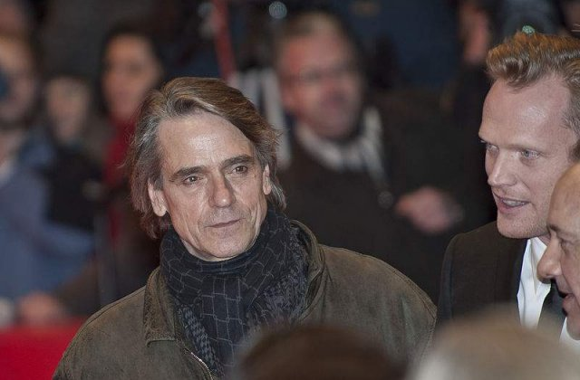 Calatoria secreta a lui Jeremy Irons in Romania