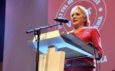 Viorica Dancila: PSD a...