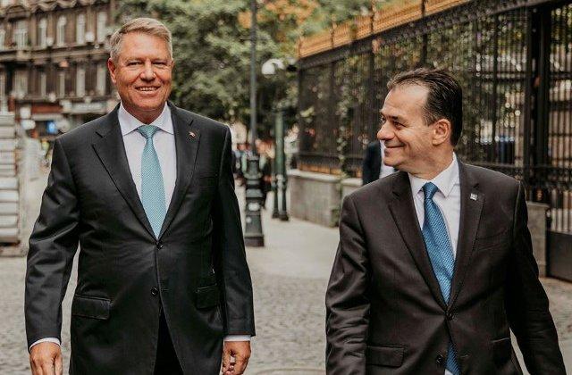 Orban: Intre prim ministru si presedinte este, in sfarsit, o relatie de dialog, de cooperare loiala