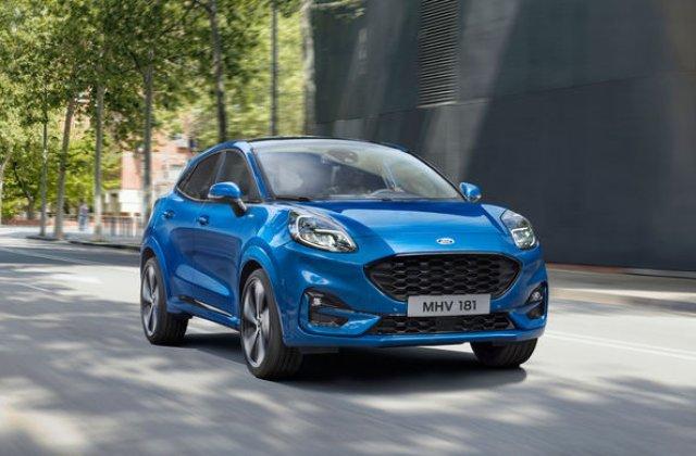 Masina Anului in Europa in 2020: Ford Puma, pe lista celor 7 finalisti alaturi de Tesla Model 3, Porsche Taycan sau BMW Seria 1