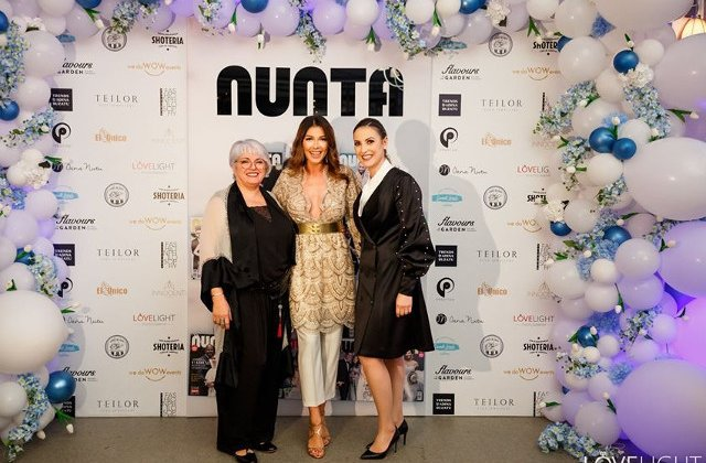 Revista Nunta a sarbatorit 18 editii premium la Wedding Fashion Philosophy