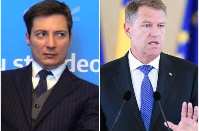 """Andrei Caramitru, despre prima saptamana a celui de-al doilea mandat al lui Iohannis: """"Un cosmar"""""""