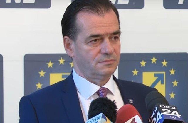 Orban: Sunt jenanti cei din PSD sa depuna motiune impotriva ministrului Finantelor