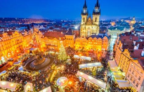 Top 7 targuri de Craciun din Europa pe care sa le vezi in 2019