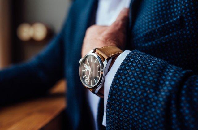 5 motive sa porti un ceas la mana