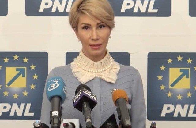 Raluca Turcan: PNL sustine desfiintarea pensiilor speciale