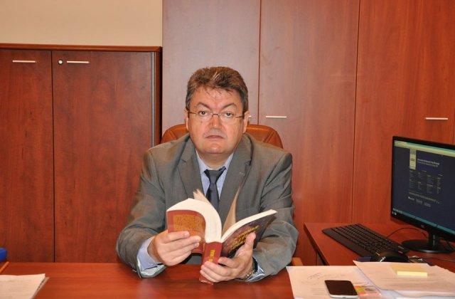 Profesorul Marian Preda este noul rector al Universitatii din Bucuresti