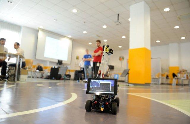 Continental provoaca studentii din Iasi la o noua competitie: construirea unei masini autonome care sa ruleze in trafic semaforizat