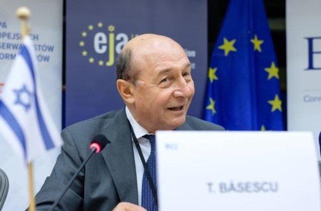 Basescu: Eveniment unic, la Strasbourg. Revolutia din Romania, in dezbaterea Parlamentului European!