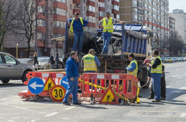 """61% din lungimea retelei rutiere a Romaniei are durata de functionare expirata: """"Intreaga retea risca sa fie distrusa"""""""