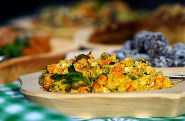Nutritionist, despre salata de boeuf: A se consuma cu moderatie