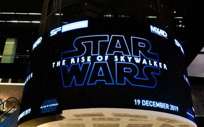 "Filmul ""Star Wars: The Rise..."