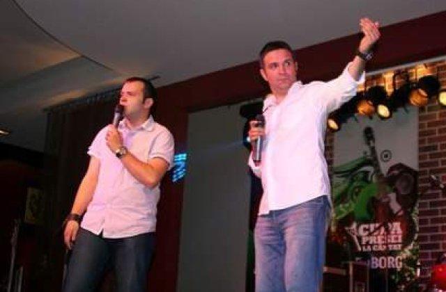 Cosmarul lui Buzdugan: Sefii de la Radio 21 promit sa il distruga