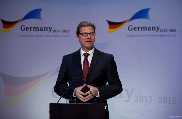 Ministrul de Externe al Germaniei ne avertizeaza: In UE, statul de drept trebuie respectat