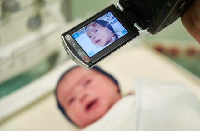Nascuti de Anul Nou: 500 de copii se vor naste in Romania in prima zi din 2020