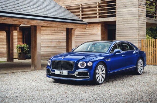 "Bentley se asteapta sa incheie 2019 pe profit: ""2020 va fi un an record"""