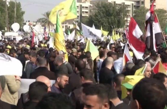 """Teheranul afirma ca Washingtonul i-a cerut """"sa se razbune proportional"""", dupa asasinarea lui Soleimani"""