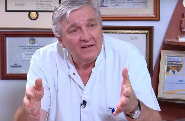 Medicul Mircea Beuran, demis din functia de sef al Sectiei Clinice de Chirurgie de la Spitalul Floreasca