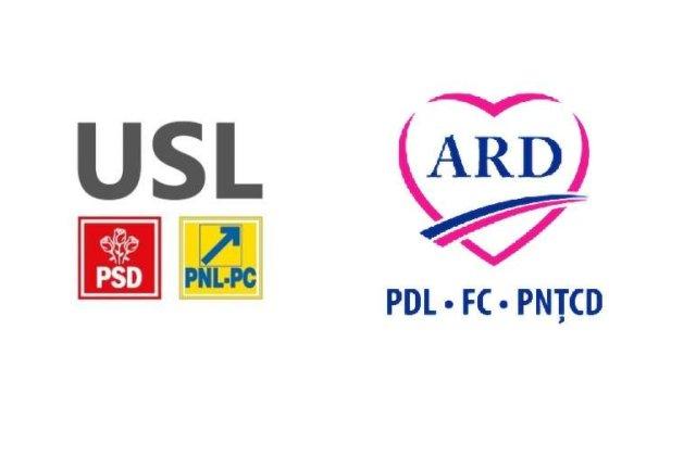 ARD vs USL: Promisiunile facute in programele lor de guvernare. Merita votul tau?
