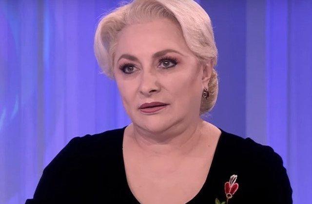 Dancila, catre ministrul Muncii: Pensia este un drept, nu o pomana, doamna ministru!